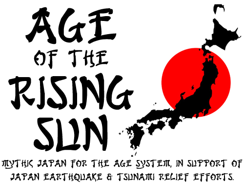 [Beyond Dragon Age] AGE of the Rising Sun